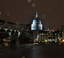 Bridge to St Paul's by ColinKemp