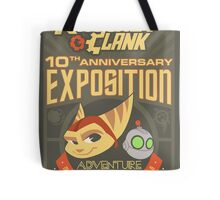 Ratchet & Clank 10th Anniversary Exposition Tote Bag