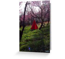 Spring hath Spring 1 Greeting Card
