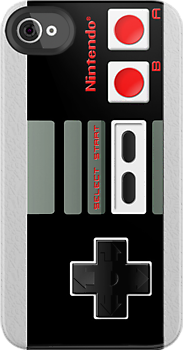 Nintendo NES Controller iphone 4 4s, iPhone 3Gs, iPod Touch 4g case by www. pointsalestore.com