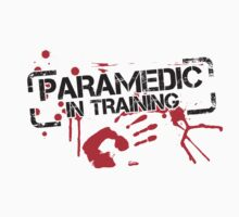 Paramedic In Training by Derrick Burgess