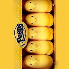 Easter Peeps &quot;i-Peeps&quot; iPhone 5, iphone 4 4s, iPhone 3Gs, iPod Touch 4g case by www. pointsalestore.com