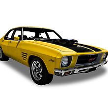 Holden - 1974 GTS Monaro by axemangraphics