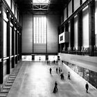 Turbine Hall - Tate Modern - London Southside by Mark Tisdale