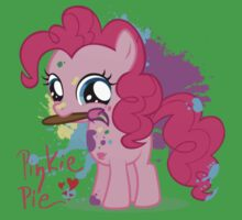 Pinkie Pie Color Splatter Kids Clothes