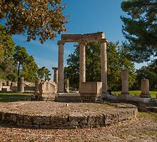 Ancient Olympia / Greece by Stavros