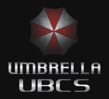 Umbrella U.B.C.S. by Justin Lewis