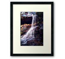 McCarrs Creek HDR Framed Print