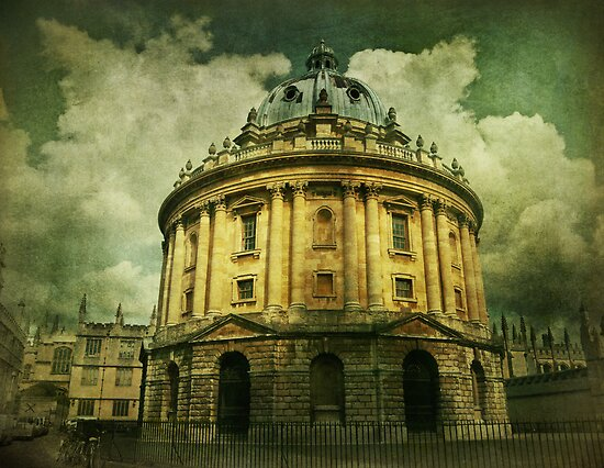 Oxford Architecture by ajgosling