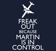 Martin is in control by flaminska