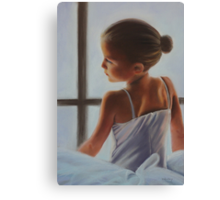 Classical Beauty Canvas Print