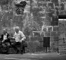 In agreement ---- Romeo Romano (Sta Venera Malta) by Edwin  Catania
