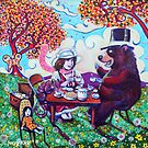 'The Tea Party' by Jerry Kirk