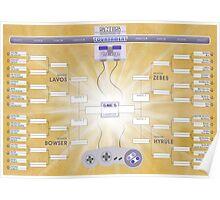 SNES Tournament Challenge!! Poster