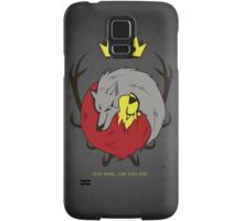 At Each Other's Throats Samsung Galaxy Case/Skin
