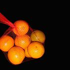 A Bag of Oranges by Debbie Pinard