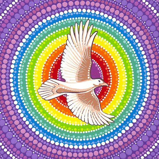 White Raven by Elspeth McLean