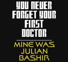 First Doctor - Bashir by Doombuggyman