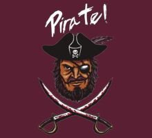 Pirate! by Justin Lewis