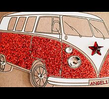 VW Splitty Dreams by ©The Creative  Minds