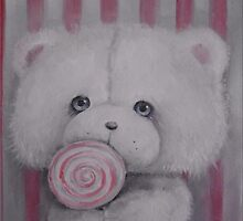 Teddy Bear by PaulinaG