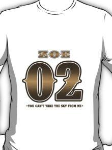 TEAM SERENITY : ZOE T-Shirt