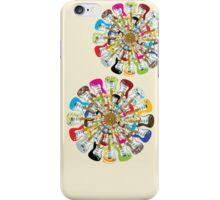 I Love Electric Guitars iPhone Case/Skin
