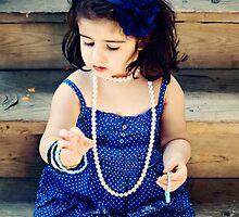 polka-dots & pearls by Angel Warda