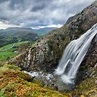 Thirlmere to Blencathra view by CumbrianRambler