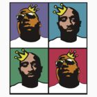HIP-HOP ICONS: NOTORIOUS THUGS (4-COLOR) by S DOT SLAUGHTER