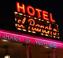 Hotel 'El Rancho' by cmgable