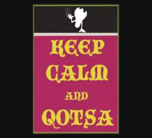Keep Calm and Queens of the Stone Age by AluminiumEagles