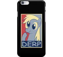 DERP iPhone Case/Skin