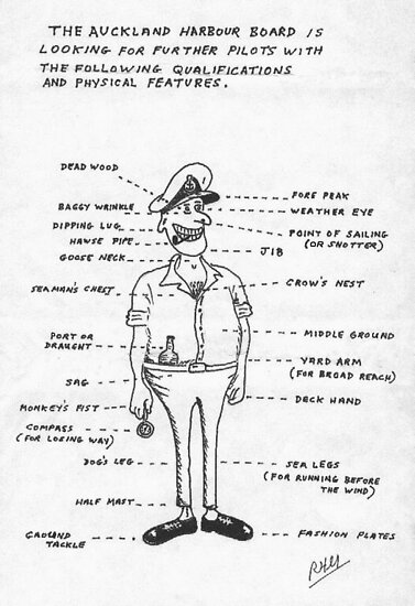 WOULD YOU FIT THESE NAUTICAL QUALIFICATIONS........? by Roy  Massicks