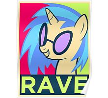 RAVE Poster