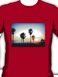 Palms Venice Beach T-Shirt