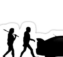 Evolution X Sticker