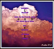Love God by Vince Scaglione