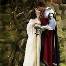 I take thee my knight by John Ryan