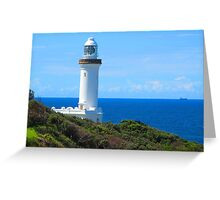 Norah Head Lighthouse Greeting Card
