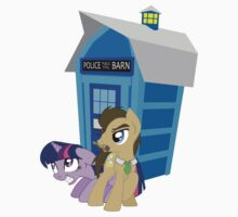 Doctor And Twi by imscootaloo