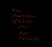 Jim Moriarty Basic by Pozankara