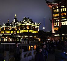 Yu Yuan Garden, Shanghai, China by jefflindsay
