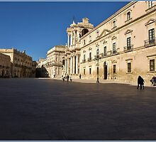 Siracusa, Architecture by Janone