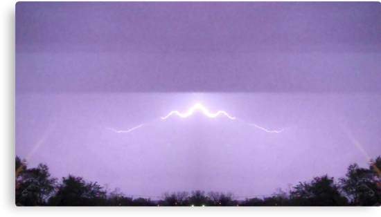 March 19 & 20 2012 Lightning Art 4 by dge357