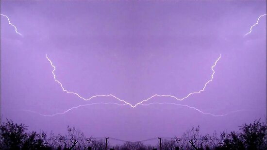 March 19 & 20 2012 Lightning Art 11 by dge357