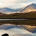 Killary Fjord Panorama by Mark Carthy