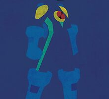 Megaman EXE by jehuty23