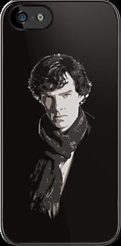 Sherlock by Antonio  Luppino