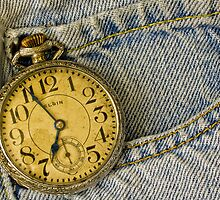 Old Pocket Watch by KRphotog